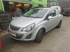 2012 Vauxhall Corsa Sportif Van spares or repairs