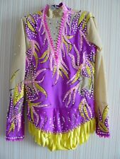Rhythmic Gymnastic Leotard, size 6-8, height 120-130 cm