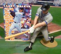 1996 LARRY WALKER - Starting Lineup -SLU - Loose with Card - Colorado Rockies