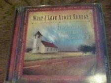 What I Love About Sunday Tim McGraw, Wynonna, Randy Travis, Steve Holy br3