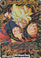 ♦Dragon Ball Super♦ Son Goku, Père et Fils : DB1-101 DPR -VF