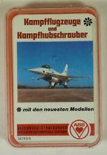 Quartett: Kampfflugzeuge und Kampfhubschrauber,. ASS Nr. 38783/5
