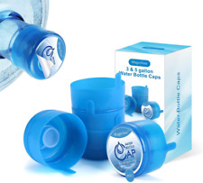 New listing Magicfour Water Bottle Caps, Water Jug Caps, 55mm 3 5 Gallon Water Bottle Caps