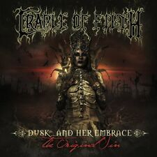 "CRADLE OF FILTH ""Dusk And Her Embrace - The Original Sin"" CD 2016 (Black Metal)"