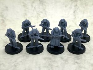 Denizens of Frogtown for tabletop & roleplaying games
