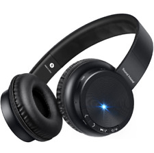 c0e5db94e13 Sound Intone P30 Bluetooth Headphone, Extra Bass With Mic and Supports TF  Card!