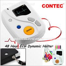 Sistemas TLC6000 dinámica ECG Holter de 48 horas ECG Grabadora / Analyzer, SW
