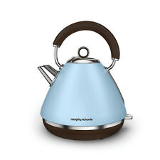 Morphy Richards 102100 Azure Accents Special Edition Traditional Kettle