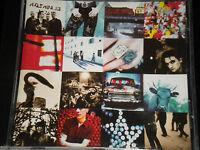 U2 - Achtung Baby - CD Album - 1991 - 12 Great Tracks