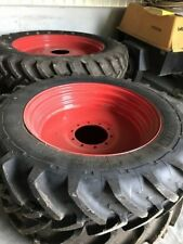 Fendt 828 Profi Plus Row Crop Wheels And Tyres For Sale