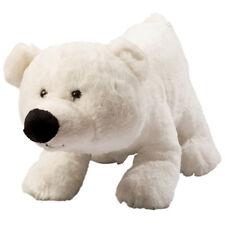 Stofftier Plüschtier Kuscheltier Eisbär 30 cm Länge
