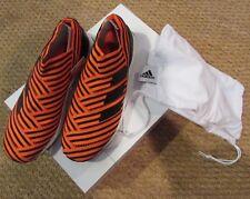Adidas Nemeziz Tango 17+ 360 Agility Orange Soccer Shoes Size 10 NIB Brand New
