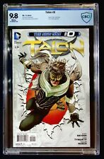 Talon #0 CBCS 9.8 March Snyder Tynion IV Origin Of Talon Court of Owls
