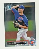 2017 Bowman Chrome Mini #BCP124 DYLAN CEASE RC Rookie White Sox QTY AVAILABLE