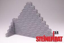 LEGO® 60x 98283 ***NEU*** Mauerstein / Klinker / Ziegelstein /  dunkelgrau