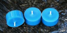 10pk 120hr/pack FRESH SAGE & DRIFTWOOD Ocean Scented PURE SOY TEA LIGHT CANDLES