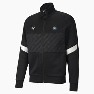 Puma Originals - Puma BMW Black Track Top Size M