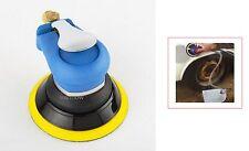 "5"" Air Random Orbital Palm Sander Auto Body Orbit DA Sanding LOW VIBRATION NEW"