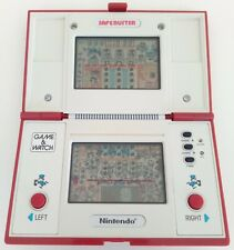 NINTENDO GAME WATCH SAFEBUSTER JB-63. EXTRA FINE CONDITION !!!! ALMOST NEW !!!!!