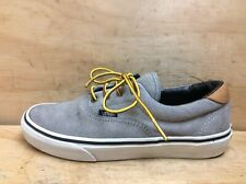 Vans Mens Womens Gray Suede Skate Shoes Trainers Size UK UK 5.5 EU 38 US 6 W 7.5