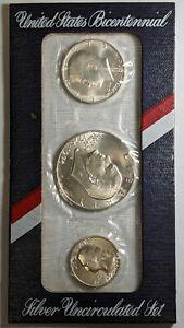 1976-S US Mint Silver Mint Set UNC 174953p