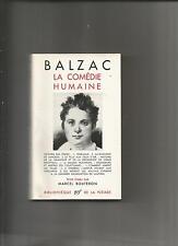LA COMEDIE HUMAINE TOME 5 BALZAC