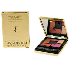 YSL Couture Eyeshadow Palette 5 Color Pink Grey Orange The Street And I