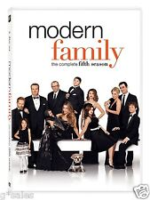 Modern Family ~ Complete 5th Fifth Season 5 Five ~ BRAND NEW 3-DISC DVD SET