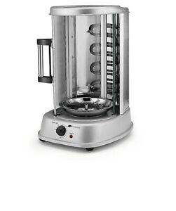 FLEXZION Vertical Tower Oven Grill Machine Vertical Rotating Rotisserie Oven