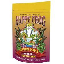 Fox Farm Happy Frog Japanese Maple 4 lb Pound - organic natural fertilizer