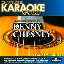 Various Artists : Karaoke Gold: Songs in the Style of Kenn CD