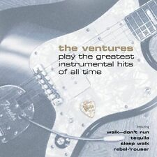 """THE VENTURES """"PLAY THE GREATEST INSTRUMENTAL HITS OF ALL TIME"""" CD"""