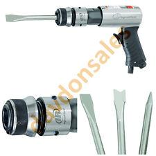 Ingersoll Rand Air Tools Chisel Pneumatic Steel Punch Cutter Gun Impact Hammer