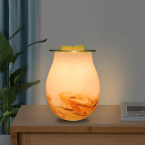 Desire Aroma Electric Wax Melt Burner 3D Lamp Night Light Tart Wax Warmer home