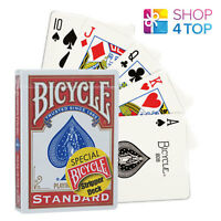 BICYCLE RIDER BACK STRIPPER CARDS DECK MAGIC TRICKS PLAYING POKER RED DECK USPCC
