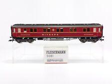 HO Fleischmann 5081 Mitropa Schlafwagen European Sleeper Passenger w/ Lights