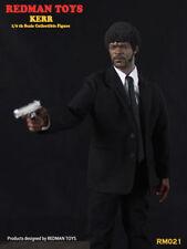 12'' Male Action Figure REDMAN TOYS 1/6 KERR Samuel L. Jackson Jules Doll Toy