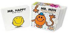 Mr. Men 40th Anniversary Box Set by Roger Hargreaves (Hardback, 2011)