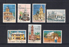 (UXAU041) AUSTRALIA 1982 Historical Post Offices fine used complete set
