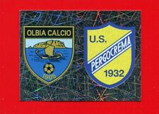 CALCIATORI Panini 2005-06 -Figurina-sticker n. 727 -OLBIA-PERGOCREM-SCUDETTO-New