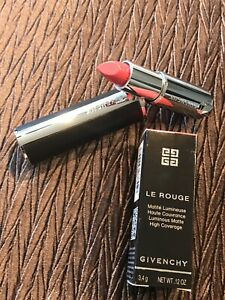 Givenchy Le Rouge Luminous Matte High Coverage - #202 Rose Dressing 3.4g