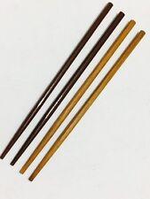 Pack of 4 * Plain Hair CHOP sticks, Hair Pin, Hair Clip tool New