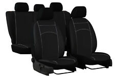 VOLKSWAGEN PASSAT B7 2010-2014 ECO LEATHER SEAT COVERS MADE TO MEASURE FOR CAR