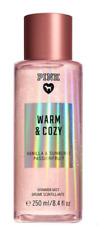 Victoria's Secret PINK Warm & Cozy Shimmer mist splash 8.4 fl oz