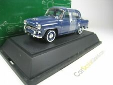 TOYOPET CROWN RS 1/43 EBBRO (BLUE)