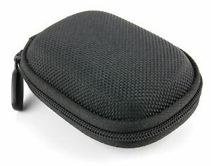 Small Black EVA Hard Pocket Case for Olivia Burton Watches w/ Extra Storage