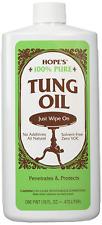100% Tung Oil 16 oz - Pt.