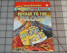 The Magic School Bus: Voyage to the Volcano 15 by Judith Bauer Stamper