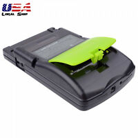 Custom Battery Door Cover Replacement Repair Part for Game Boy Color GBC Green