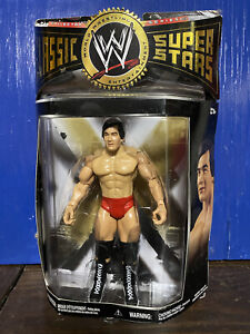 Jerry Brisco WWE WWF Jakks Classic Superstars Figure Series 25